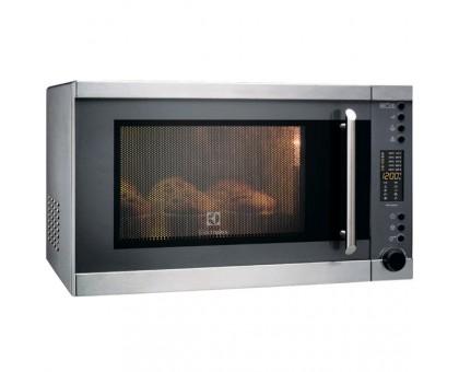 Микроволновая печь с грилем и конвекцией Electrolux EMS30400OX