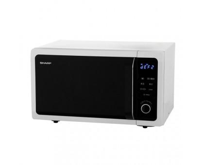 Микроволновая печь с грилем Sharp R7852RW