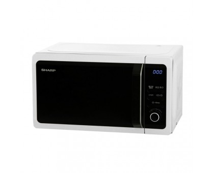 Микроволновая печь с грилем Sharp R6852RW
