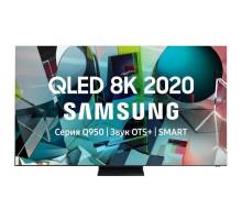 "Телевизор QLED Samsung QE75Q950TSU 75"" (2020)"